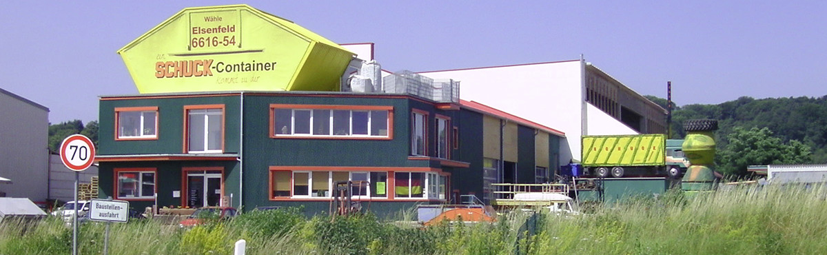 Galeriebild Firmenzentrale der Schuck-Gruppe